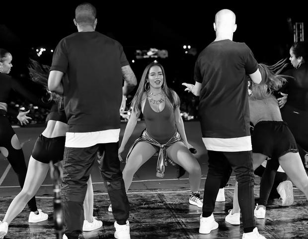Anitta agita o o 12° Rodeio de Itu (SP) (Foto: Manuela Scarpa/Brazil News)