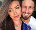 Daniel Rocha e Laíse Leal | Reprodução