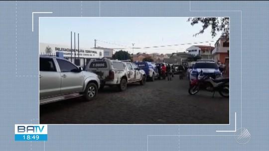 Suspeito de assalto a carro-forte morre em confronto com policiais e outro é preso; R$ 177 mil são recuperados