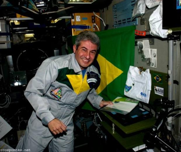 Marcos Pontes (Foto: Divulgação)