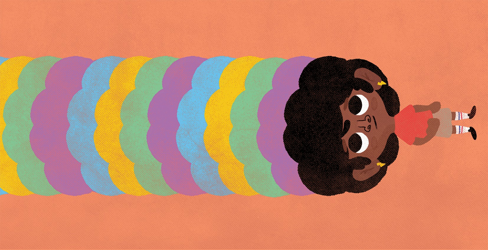 Amoras, o novo livro para crianças de Emicida (Foto: Divulgação)