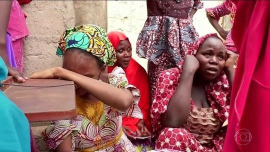 Grupo terrorista liberta mais de 70 meninas sequestradas na Nigéria