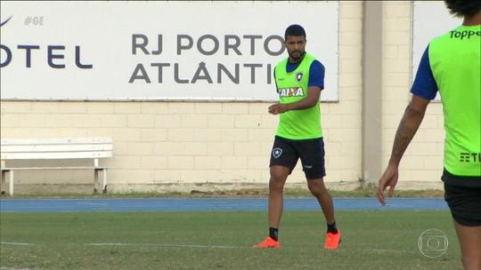 Botafogo não terá Gatito contra o Grêmio, e Aguirre pode estrear