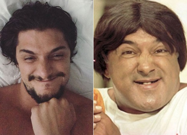 Bruno Gissoni e Zacarias  (Foto: Reprodução)