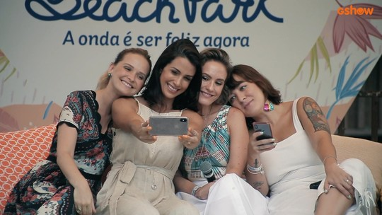 Fernanda Rodrigues participa de bate-papo sobre maternidade no Ceará