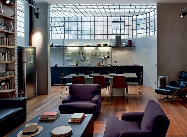decoração-de-cozinha (Foto: Nelson Kon e Beto Consorte/Editora Globo)