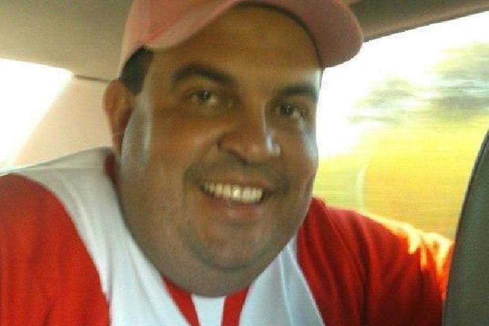 Júlio César Aparecido dos Santos, conhecido como Túlio, era morador de Presidente Venceslau — Foto: Facebook/Reprodução