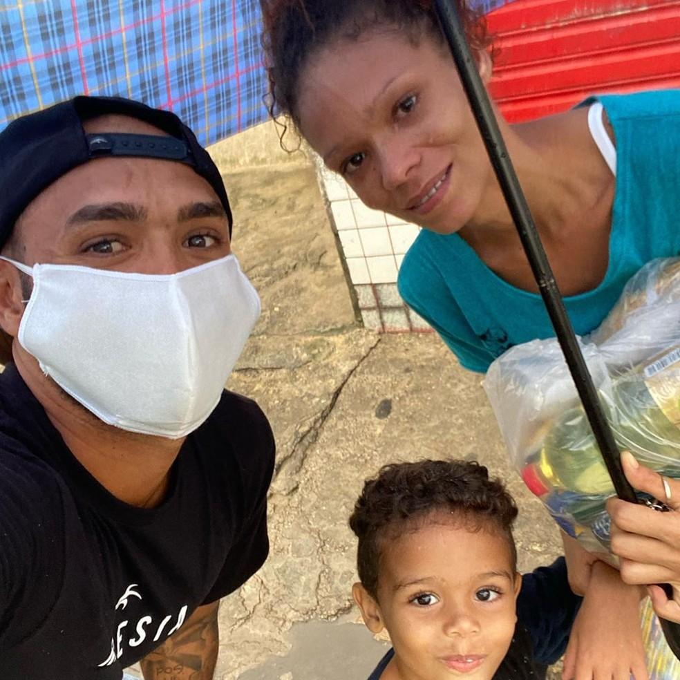 Jadson André é criado na comunidade da Vila de Ponta Negra, em Natal — Foto: Divulgação