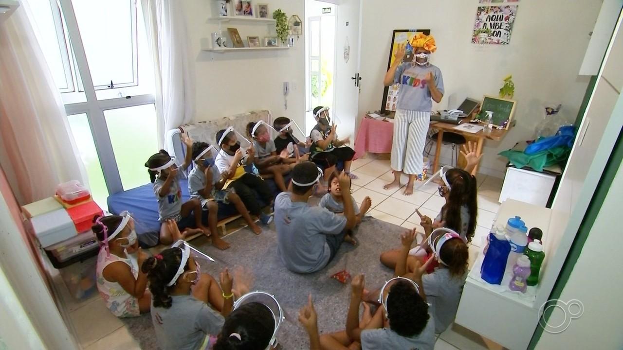 Projeto oferece aulas gratuitas de Libras para crianças em Sorocaba