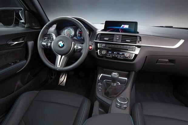 BMW M2 Competion manual (Foto:  Divulgação)