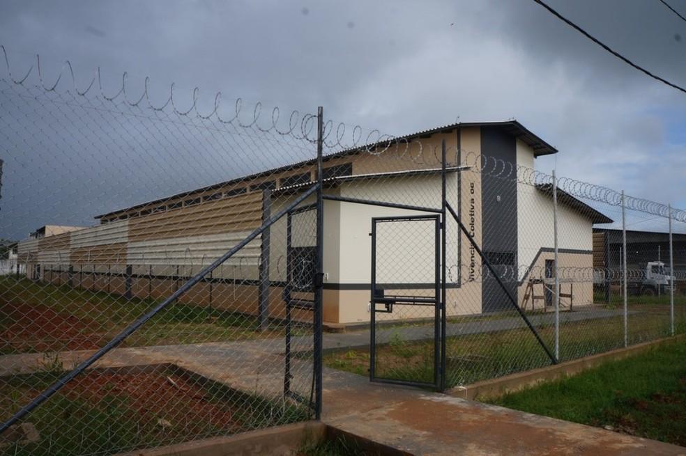 Proposta prevê a instalação de setores de empresas dentro dos presídios — Foto: Elenilson Oliveira/Assessoria
