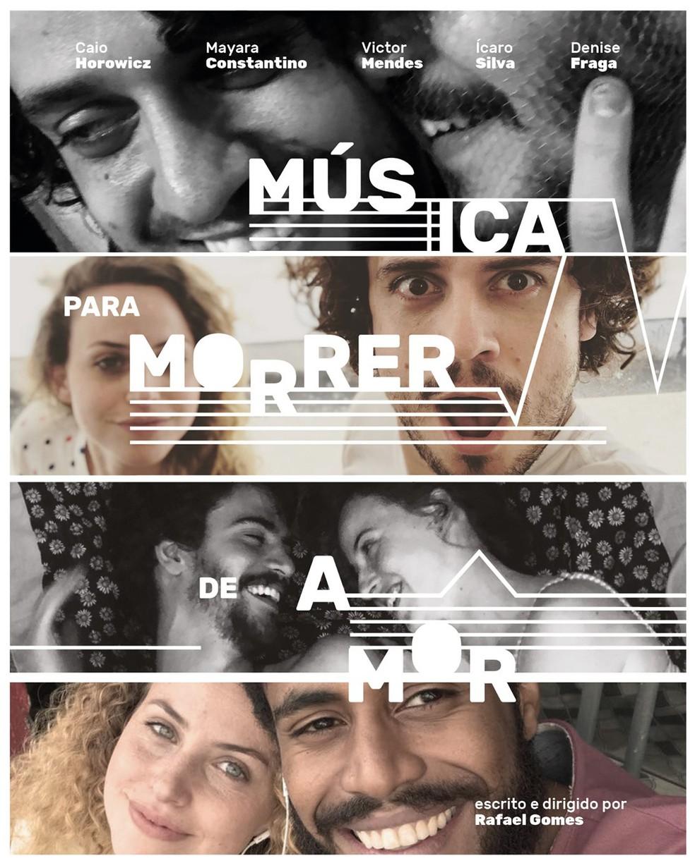 Filme 'Música para morrer de amor' segue a trilha apaixonante do melodrama  pop | Blog do Mauro Ferreira | G1
