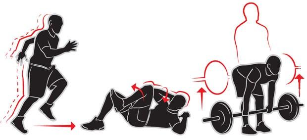 Corrida com peso substitui exercícios abdominais, panturrilha e aumenta o fôlego (Foto: GQ Brasil)