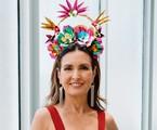 Fátima Bernardes | Isabella Pinheiro/Gshow
