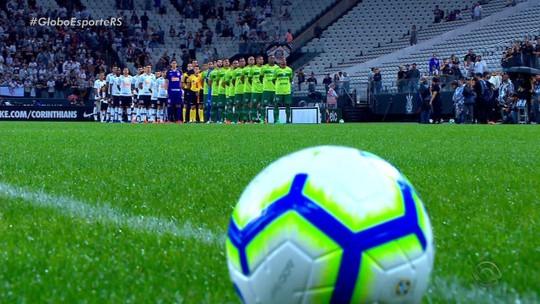 """Dourado se surpreende com postura do Avenida em jogo com Corinthians: """"Força do interior"""""""