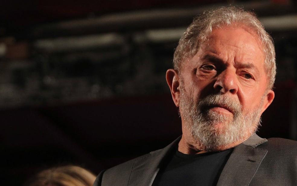 O ex-presidente Lula (Foto: Daniel Teixeira/Estadão Conteúdo)