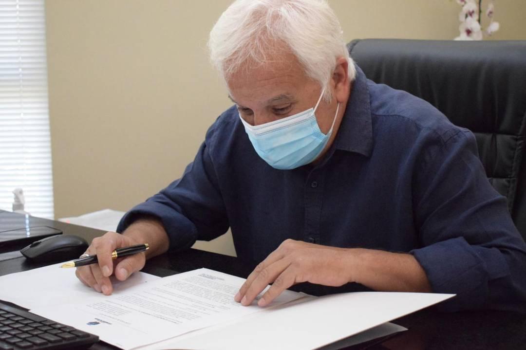 Prefeito Celso Goés (Cidadania) sancionou lei que autoriza o município a fazer parte do consórcio da FNP