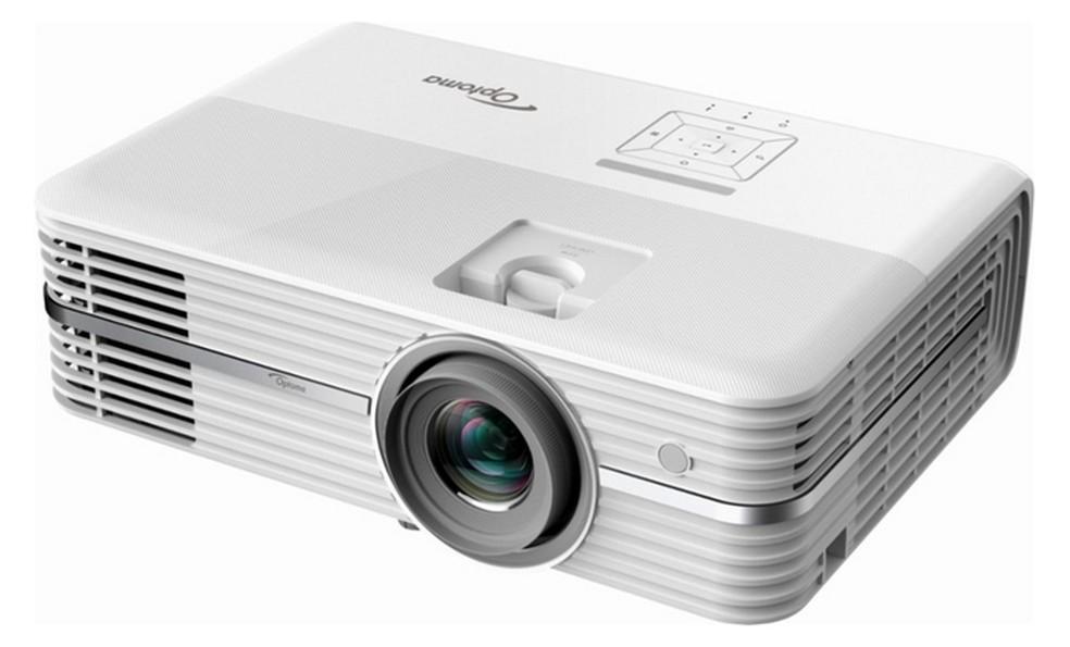 Projetor Optoma UHD50 4K HDR com 2.400 lúmens  — Foto: Divulgação/Optoma