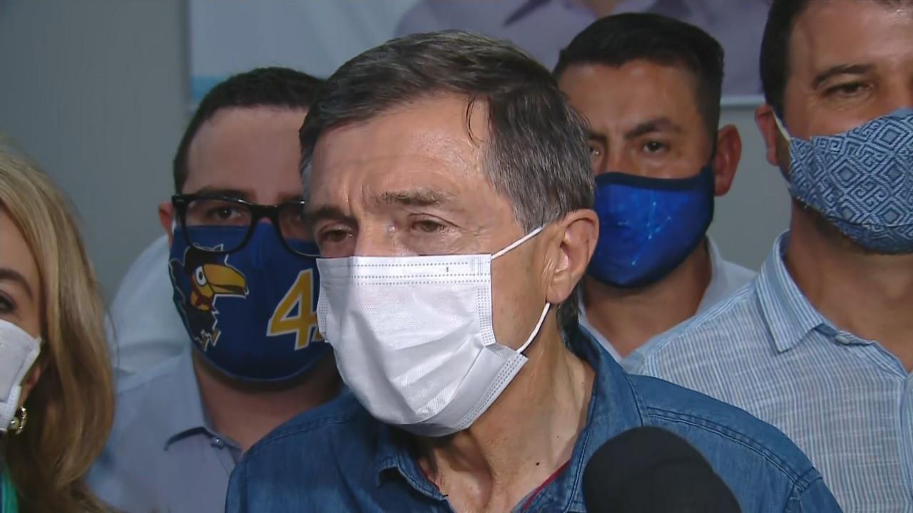 Adiló fala sobre medidas na saúde que pretende implementar como prefeito em Caxias do Sul
