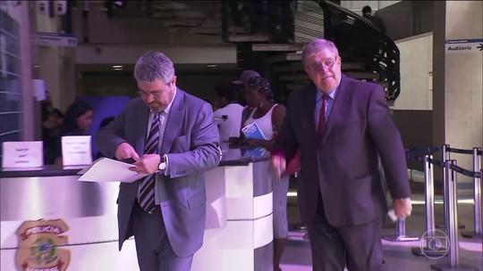 Ex-presidente Temer passa a primeira noite na PF de São Paulo