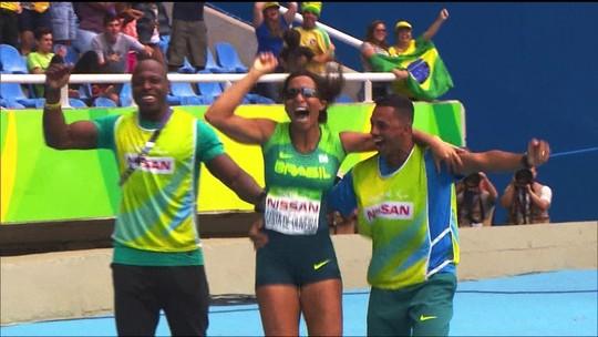 Paralimpíada encheu as arenas cariocas de orgulho e emoção