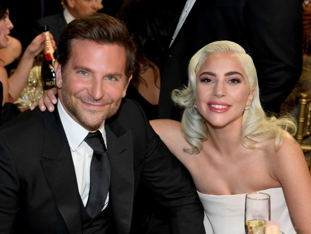 Bradley Cooper e Lady Gaga (Foto: Getty Images)