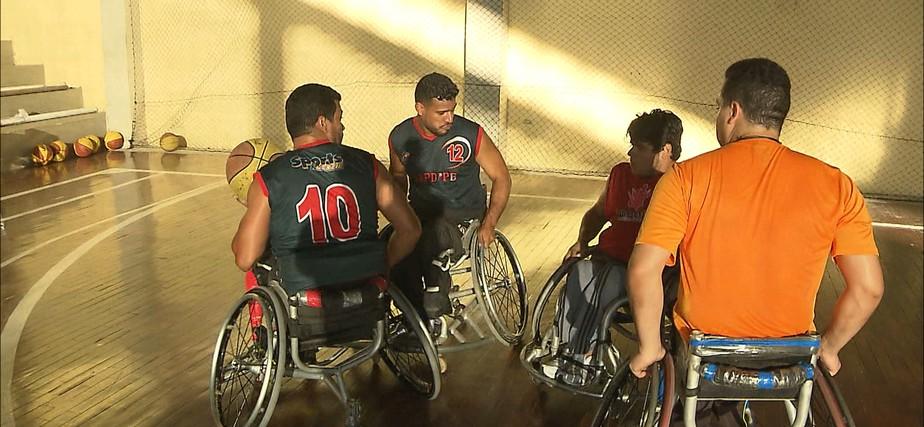 Botafogo-PB anuncia parceria e vai apresentar time de basquete para cadeirantes neste sábado