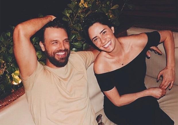 Cassio Reis e Fernanda Vasconcellos (Foto: Reprodução / Instagram)