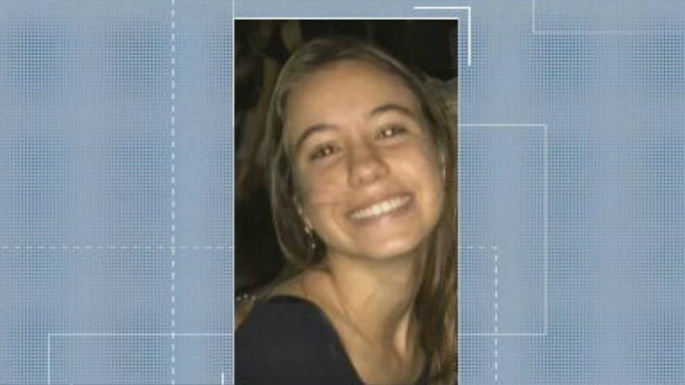 Jovem desaparece em enxurrada em BH — Foto: Reprodução/TV Globo