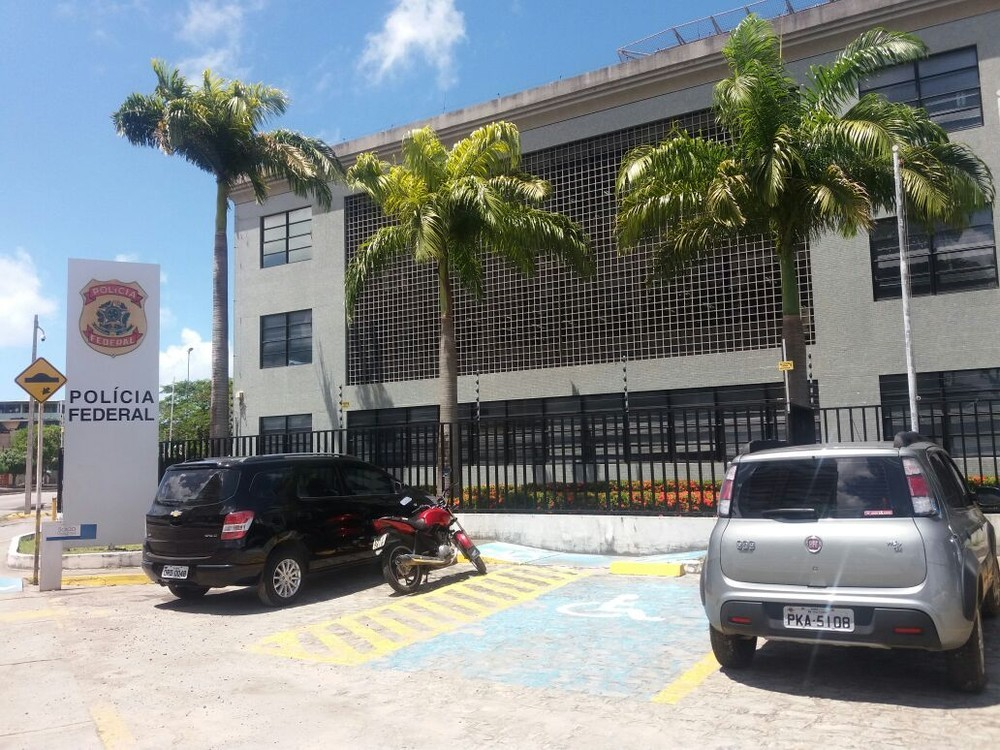 Polícia Federal realiza segunda fase da Operação Terra Prometida em Alagoas - Notícias - Plantão Diário