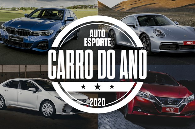 Carro do Ano 2020 (Foto: Autoesporte)