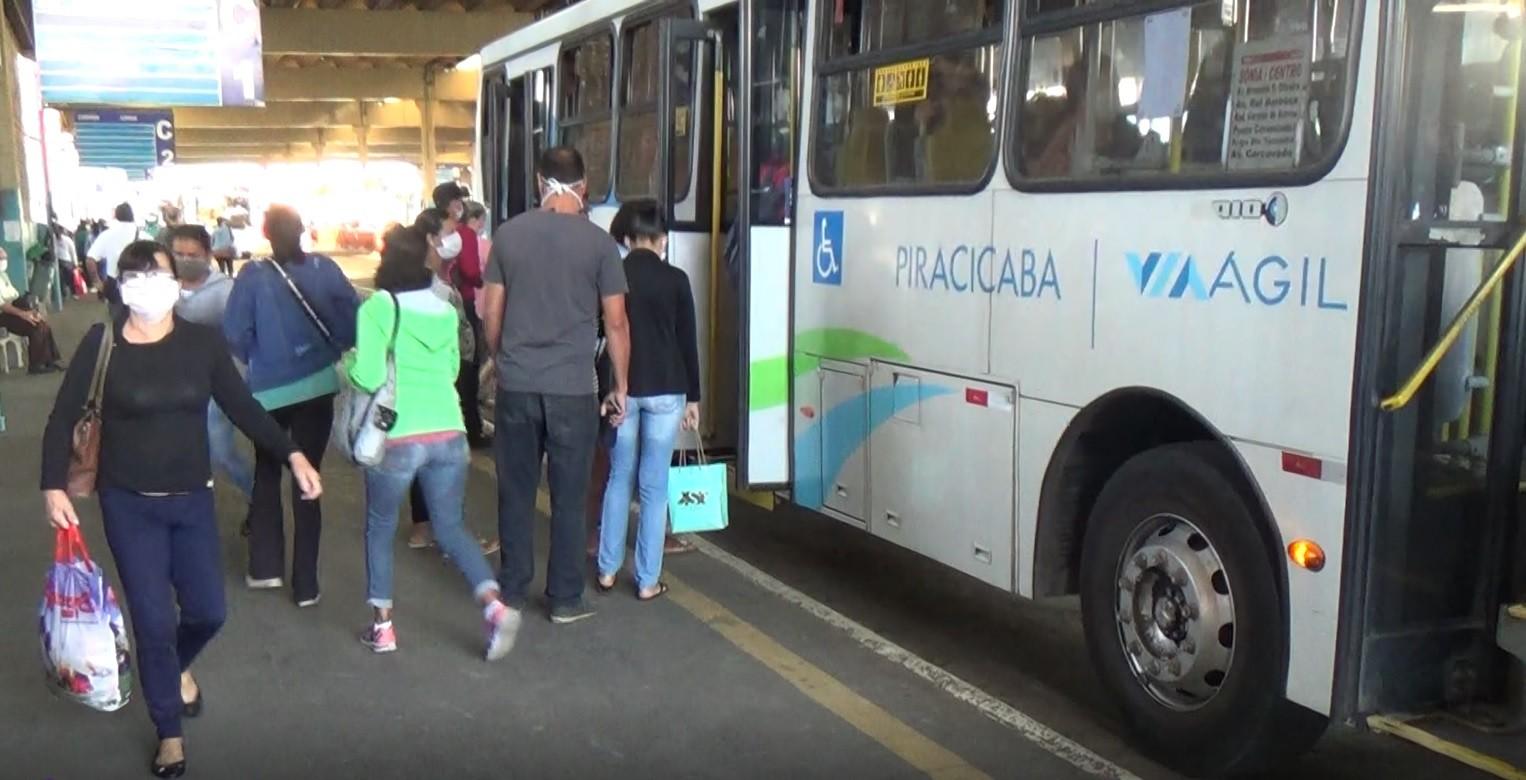 Após cinco meses, viação amplia horário de gratuidade para idosos no transporte de Piracicaba