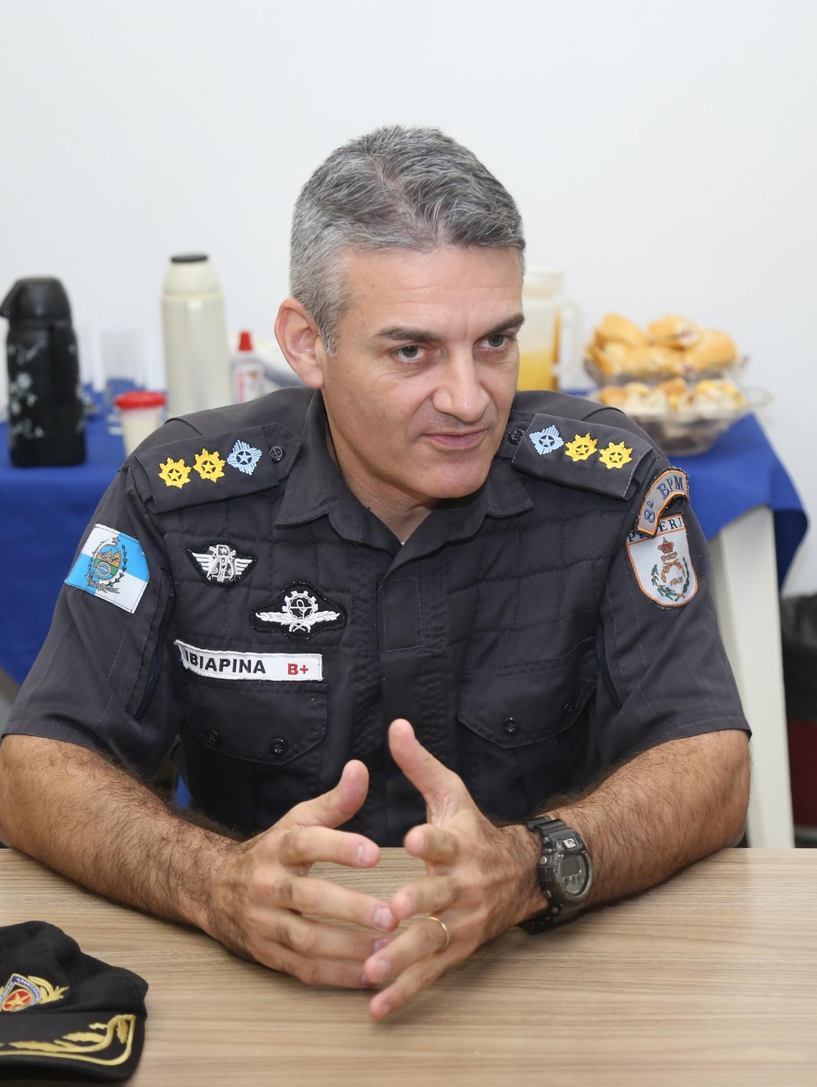 Polícia Militar anuncia novo comando em cidades do interior do Rio - Notícias - Plantão Diário