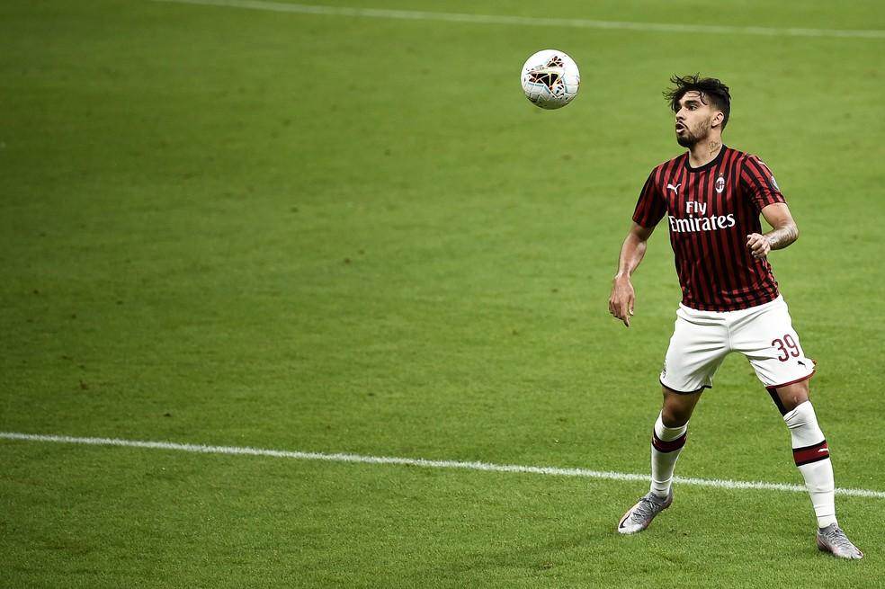 Lucas Paquetá chegou ao Milan em janeiro de 2019 — Foto: Getty Images