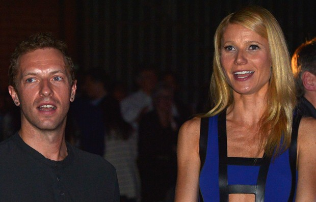 Chris Martin e Gwyneth Paltrow (Foto: Getty Images)