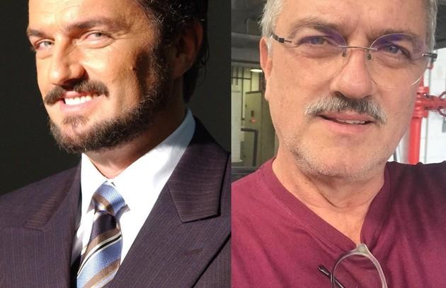 """Werner Schünemann, que esteve no remake de """"Éramos seis"""", interpretou Alejandro, o verdadeiro pai de Esteban e inventor de uma arma mortal, a Fênix (Foto: TV Globo - Reprodução/Instagram)"""