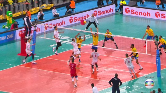 Ngapeth destrói o sonho do deca, França bate o Brasil e é campeã da Liga Mundial