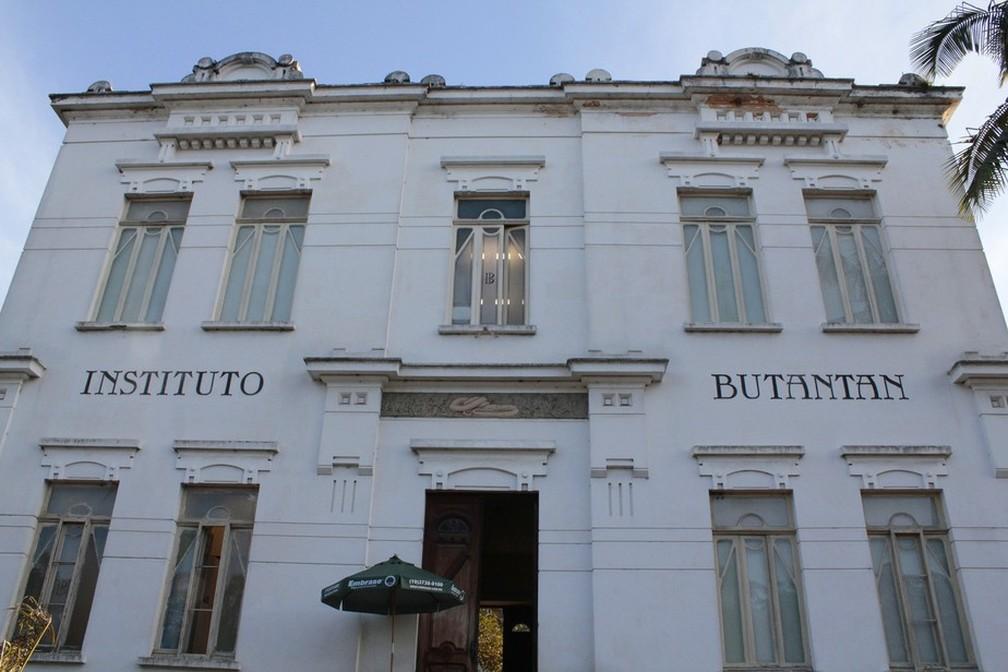 Foto mostra o Instituto Butantan, em São Paulo — Foto: Marcos Santos/USP Imagens