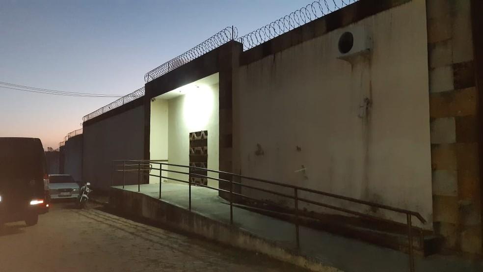 Ceduc Pitimbu registra 13 fugas durante o fim de semana — Foto: Sérgio Henrique Santos/Inter TV Cabugi