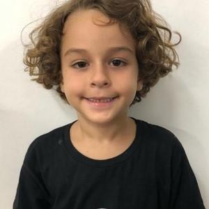 Arthur, 7, neto de Lula (Foto: Reprodução Instagram)