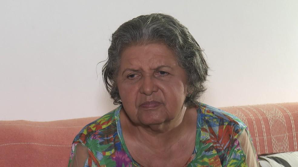 Maria José da Silva deixou de receber benefício do INSS por ser considerada morta seis vezes — Foto: Reprodução/TV Globo