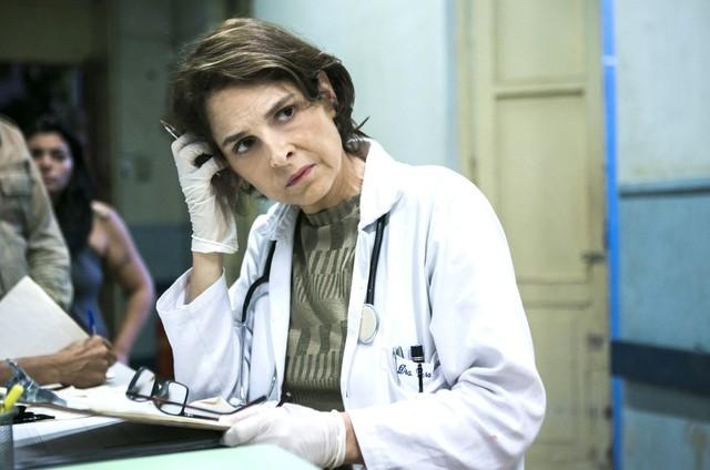 Drica Moraes (Foto: Raquel Cunhha/Globo)