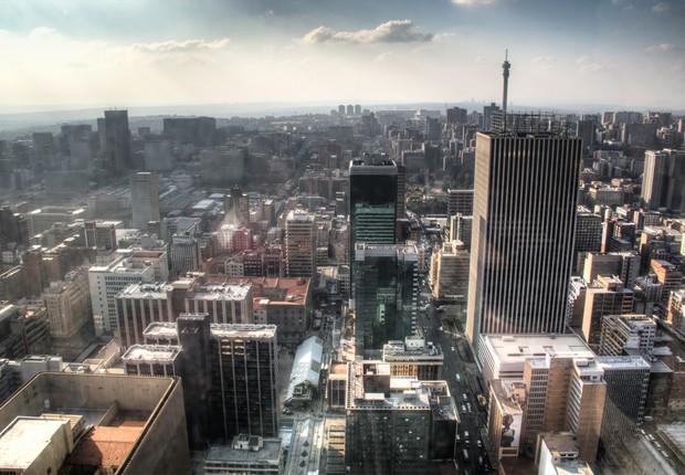 Joanesburgo, África do Sul (Foto: Thinkstock)