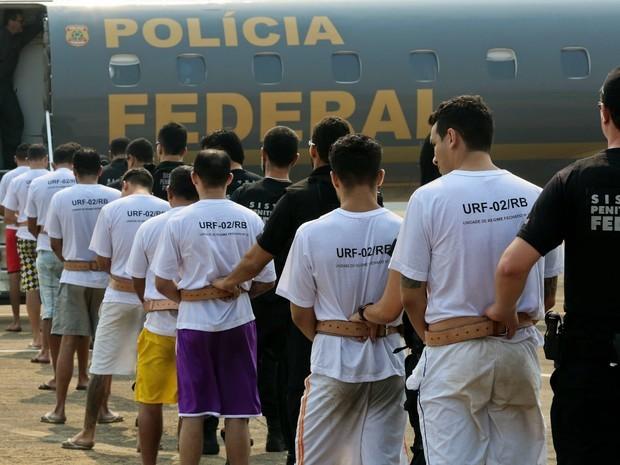 Nove presos transferidos para o presídio de Mossoró após ataques já voltaram ao Acre
