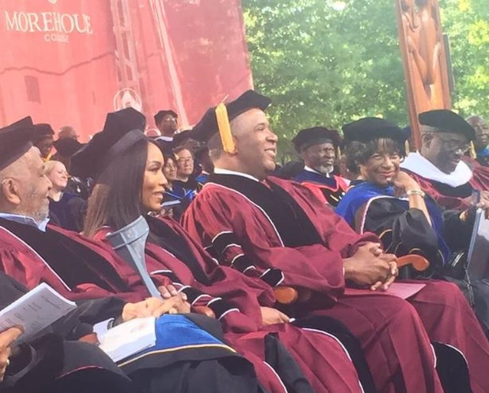 Robert F. Smith promete doação de US$ 40 milhões para pagar dívidas estudantis — Foto: Reprodução/Twitter