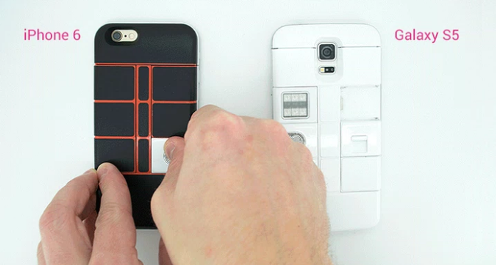 Usuários podem trocar módulos entre aparelhos (Foto: Divulgação)