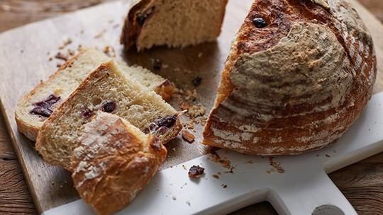 Pão de azeitonas da Rita Lobo