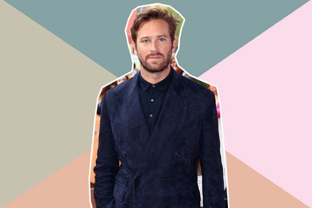 Armie Hammer (Foto: Getty Images/GQ Brasil Arte: Nicollas B.)