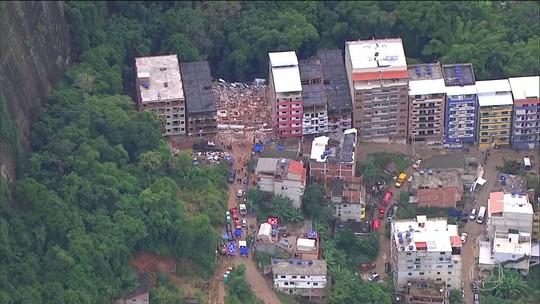 Novas testemunhas prestam depoimento sobre prédios que caíram na Muzema