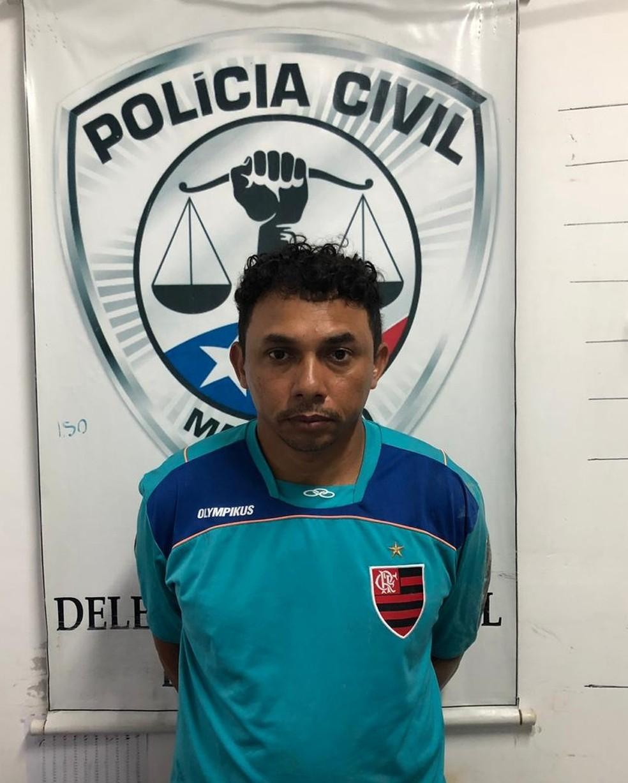 Wadson da Silva Araújo foi encaminhado ao Complexo Penitenciário de Pedrinhas em São Luís — Foto: Divulgação/Polícia
